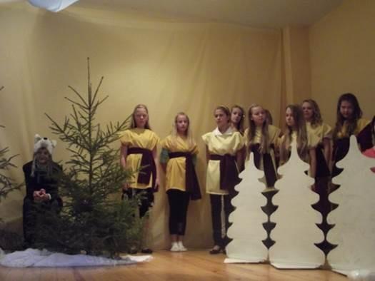 Ziemassvētku labdarības koncerts